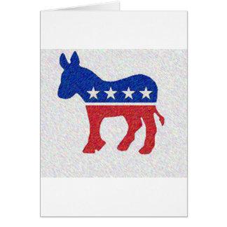 DEMOCRAT CARDS
