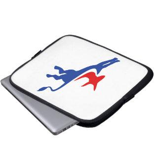 Democrat Donkey Laptop Sleeve