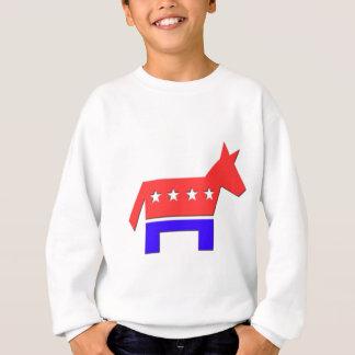 Democrat Donkey.png Sweatshirt