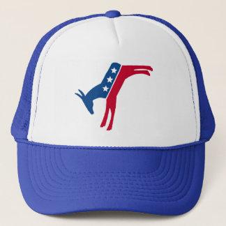 Democrat Donkey Trucker Hat