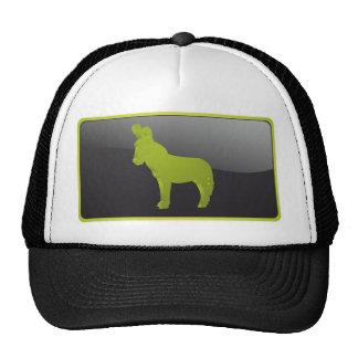 Democrat Party Donkey Hat (Green)