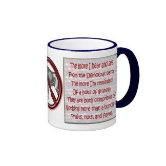Democrat Party Coffee Mug