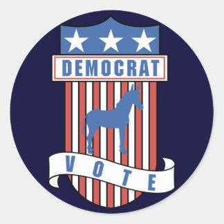 Democrat Party Stickers