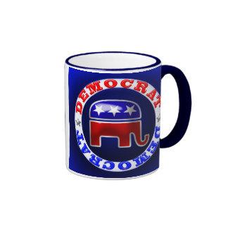 Democrat Political Mug