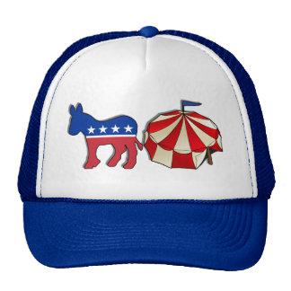 Democratic Circus Donkey Cap