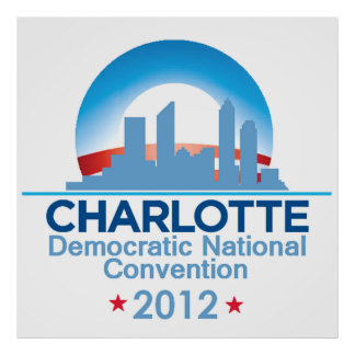 Democratic Convention Poster