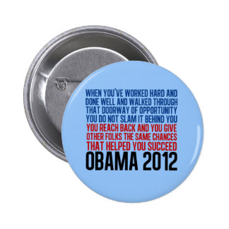 Democratic Convention Quote 6 Cm Round Badge