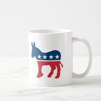 Democratic Donkey Coffee Mug