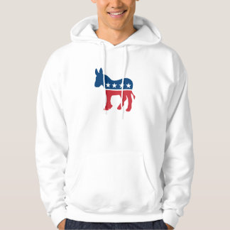 Democratic Donkey Hoodie