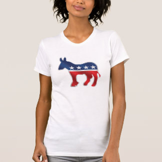 Democratic Donkey Light T-Shirt