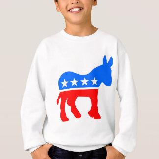 Democratic Donkey Sweatshirt