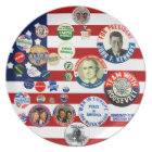 Democratic Presidents - Plate