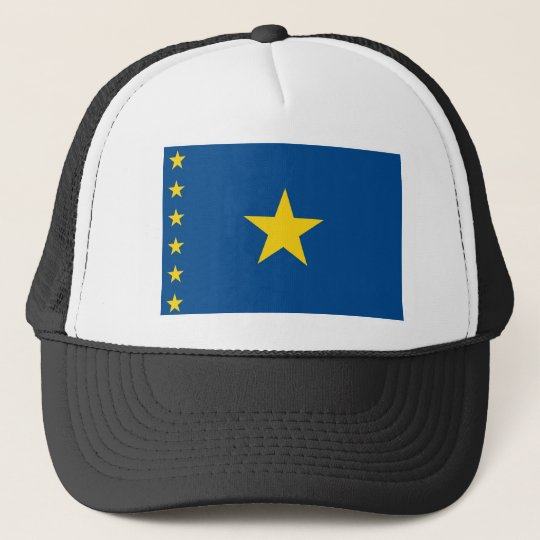 Democratic Republic of Congo Flag Hat