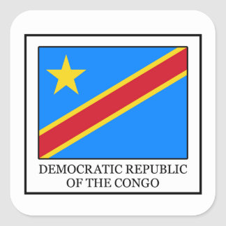 Democratic Republic of the Congo sticker