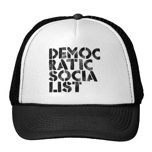 Democratic Socialist Trucker Hat