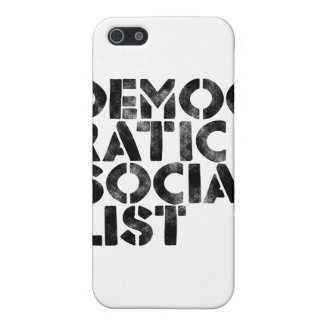 Democratic Socialist iPhone 5/5S Cover
