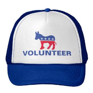 Democratic Volunteer Mesh Hat
