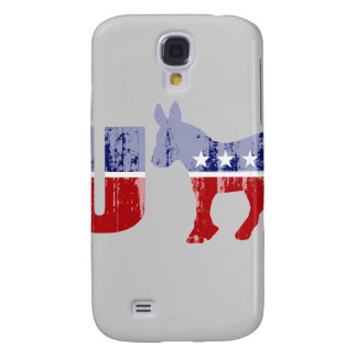 Democrats are Dumb Faded.png Samsung Galaxy S4 Cover