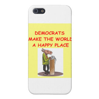 democrats covers for iPhone 5