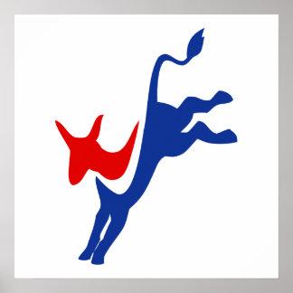 Democrats Logo Poster