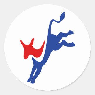 Democrats Logo Stickers