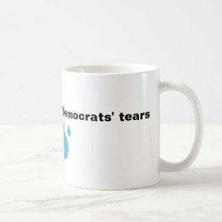 Democrats' Tears Coffee Mug