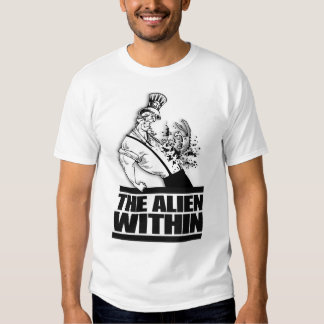 Democrats: The Alien Within T Shirts