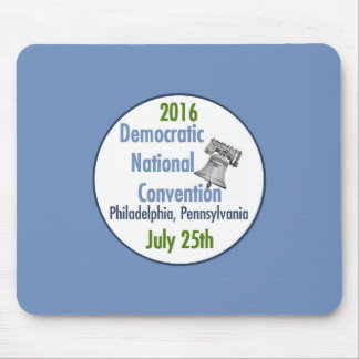 Democrattic Convention Mouse Pad