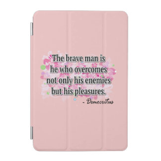 Democritus iPad Mini Cover