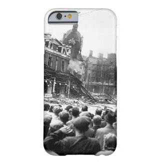 Demolishing a tower in London's_War image Barely There iPhone 6 Case