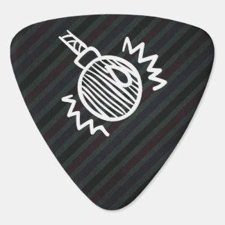 Demolishings Pictograph Guitar Pick