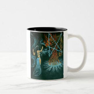 Demon Binder Two-Tone Mug
