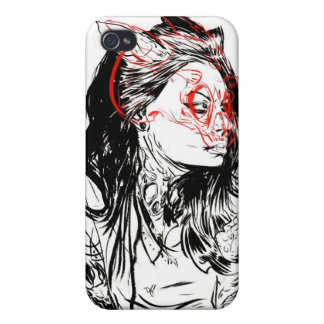 DEMON CASE FOR iPhone 4