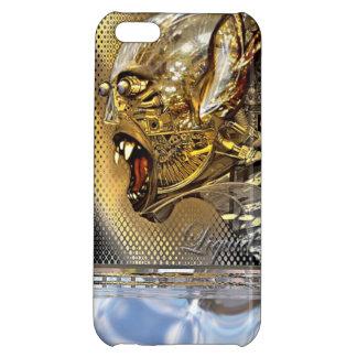 Demon Cyborg iPhone 5C Case