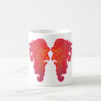 Demon faces demon faces mugs