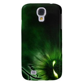 demon flower galaxy s4 case