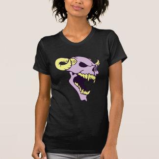 Demon head demon skull t shirts