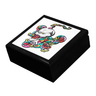 Demon Heart Skull Gift Box