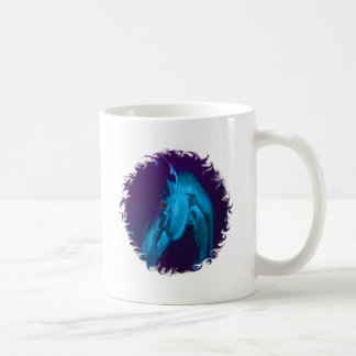 Demon Horse Coffee Mug