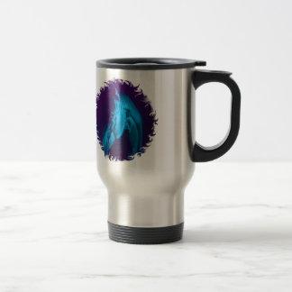 Demon Horse Travel Mug