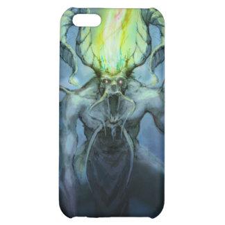 Demon Illustration iPhone 5C Covers