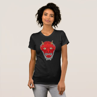 Demon Illustration T-Shirt
