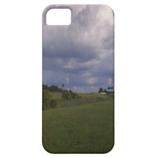 Demon in the Sky Cell Phone Case iPhone 5 Cover