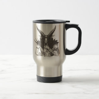 Demon Ink Stainless Steel Travel Mug