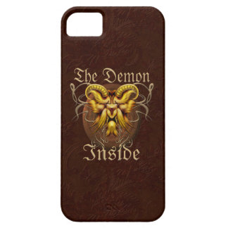 Demon Inside iPhone 5 Cover