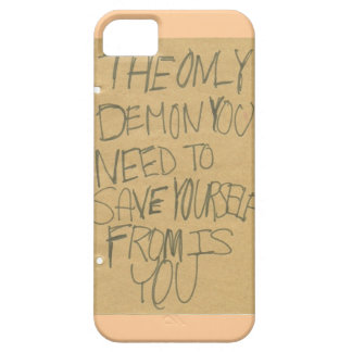 Demon iPhone 5 Cover