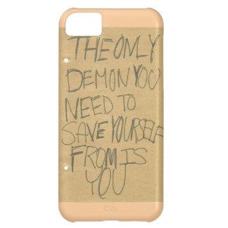 Demon iPhone 5C Cases