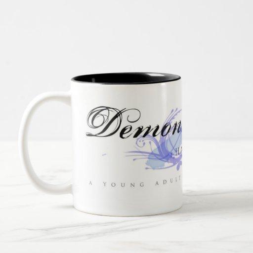 Demon Kissed Logo Mug