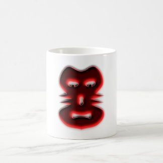 Demon mask demon MASKs Mug