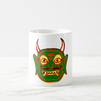 Demon mask demon MASKs Mugs